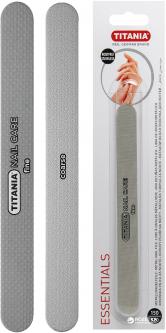 Маникюрная пилочка для ногтей из нержавеющей стали Titania 1235 B (1235 В)(4008576388054)