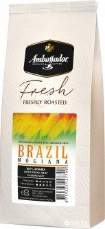 Кофе в зернах Ambassador Fresh Brazil Mogiana 1 кг (8719325127799)