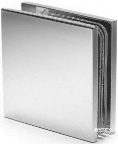 Держатель для стекла Hafele 8-12 мм Латунь хромированная (981.53.052)