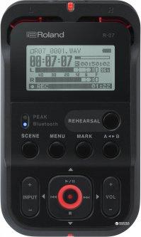 Roland R-07 Black (R07BK)