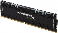 Оперативная память HyperX DDR4-3200 8192MB PC4-25600 Predator RGB (HX432C16PB3A/8)