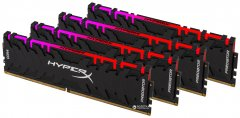 Оперативная память HyperX DDR4-3200 32768MB PC4-25600 (Kit of 4x8192) Predator RGB (HX432C16PB3AK4/32)
