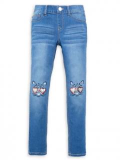 Джеггінси для дівчинки Vigoss 116 розмір сині 05002184