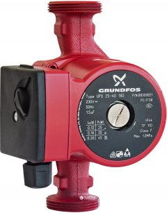 Циркуляционный насос Grundfos UPS 25-40 180 1х220 (99309921)
