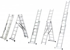 Лестница Sigma 12 ступенек (5032354)