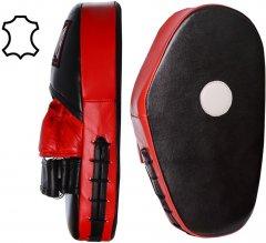Лапы боксерские PowerPlay 3063 Black-Red (PP_3063_Black_Red)