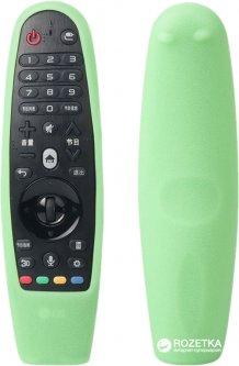 Чехол Piko TV Remote Case для пульта ДУ LG PTVRC-LG-01 Зеленый (1283126486159)