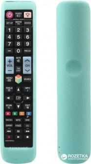 Чехол Piko TV Remote Case для пульта ДУ Samsung PTVRC-SM-04 Голубой (1283126486326)