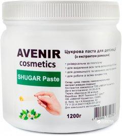 Сахарная паста для шугаринга Avenir Cosmetics 1200 г (4820440812706)