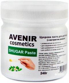 Сахарная паста для шугаринга Avenir Cosmetics 240 г (4820440812690)