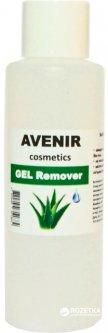 Жидкость для снятия гель-лака Avenir Cosmetics Алоэ 100 мл (4820440811884)