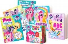 Комплект раскраски и игры Перо для девочек (9789664624319)