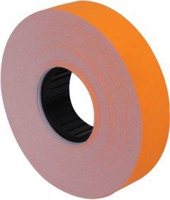 Этикет-лента Economix 16 x 23 мм 700 шт/уп Оранжевая (E21302-06)