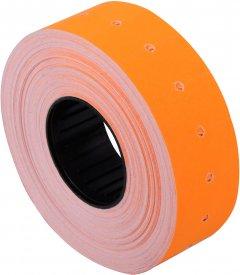 Этикет-лента Economix 21 x 12 мм 1000 шт/уп Оранжевая (E21301-06)