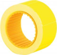 Этикет-лента Economix 30 x 40 мм 150 шт/уп Желтая (E21309-05)