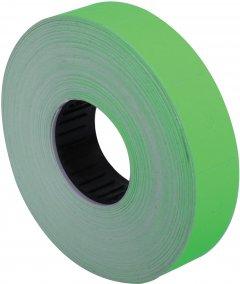 Этикет-лента Economix 16 x 23 мм 700 шт/уп Зеленая (E21302-04)