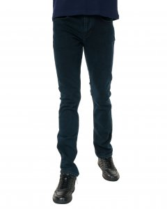 Джинси CLIMBER 36 темно-синій 805-2046
