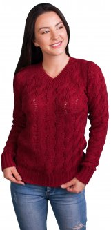 Пуловер Bakhur 3122 44 Бордовый (2000000023878)