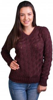 Пуловер Bakhur 3122 46 Каштановый (2000000024059)