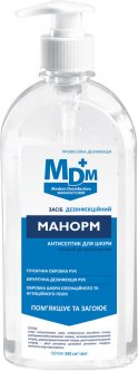 Средство дезинфицирующее MDM Манорм 500 мл (4820136730185)