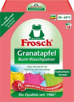Стиральный порошок-концентрат Frosch Колор Гранат 1.35 кг (4001499937200_4001499949227)