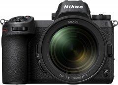 Фотоаппарат Nikon Z6 + 24-70 f/4 S Kit Официальная гарантия! (VOA020K001)