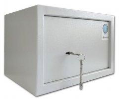 Сейф мебельный SteelNet SN-20К-7035