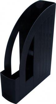 Вертикальный лоток Арника А4 Черный (80521)