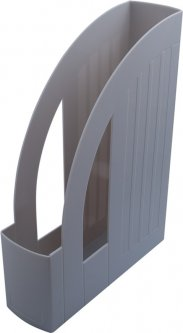 Вертикальный лоток Арника А4 Серый (80520)