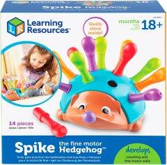 Обучающий игровой набор-сортер Learning Resources Веселый ежик (LER8904) (6900006496347)
