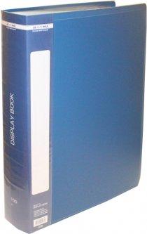 Папка пластиковая Buromax A4 100 файлов Синяя (BM.3633-02)