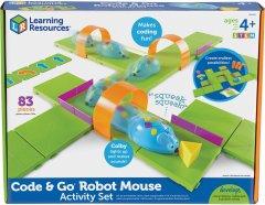 Игровой STEM-набор Learning Resources Мышка в лабиринте (LER2831) (6900006496255)