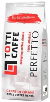 Кофе в зернах TOTTI Caffe Perfetto 1 кг (8719325020441)