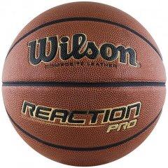 Мяч баскетбольный Wilson Reaction Pro 295 SZ7 (WTB10137XB07)