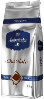 Горячий шоколад Ambassador Chocolate для вендинга 1 кг (8718868141101)