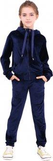 Спортивный костюм Timbo Monica 134 см 34 р Темно-синий (K040806_134)