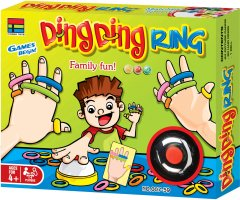Игра Kingso Toys Ding Ding Ring (6910010107597)
