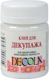 Клей Невская палитра Decola для декупажа 50 мл (4640000670795)