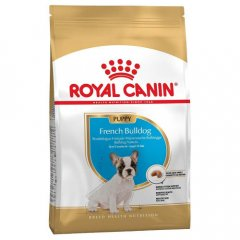 Сухой корм Royal Canin French Bulldog Puppy для щенка французского бульдога до 12 месяцев, 1 кг (38492-mg)
