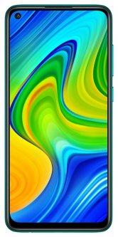 Мобильный телефон Xiaomi Redmi Note 9 4/128GB Forest Green