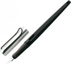 Ручка чернильная Lamy Joy Матовая Чёрная 1.1 мм/Чернила T10 Синие (4014519651062)