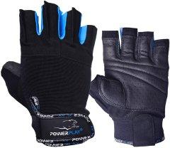 Перчатки для фитнеса PowerPlay 3092 Черные S (PP_3092_S_Black)