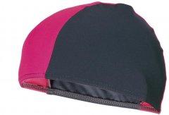 Шапочка для плавания Spokey Lycras Black/pink (834340)