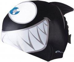 Шапочка для плавания Spokey Rekinek Black (87475)