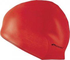 Шапочка для плавания Spokey Summer Cup Red (83962)