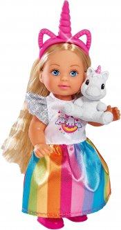 Кукольный набор Simba Toys Эви Маленький единорог (5733425)