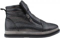 Ботинки Haries R340 40 25 см Графитовые (2000029522925)