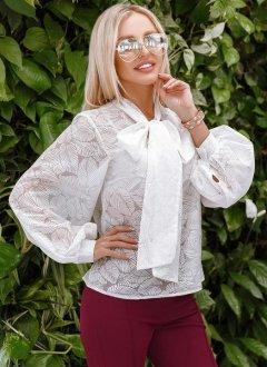 Блузка G&M k-63800 42-44 Размер цвет молочный