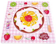 Пазл Bino торт (88121) (4019359881211)
