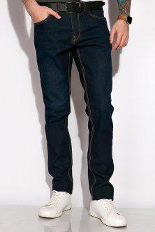 Джинси чоловічі класичні 148P001 (Темно-синій) T&M 36 Розмір колір Темно-синій